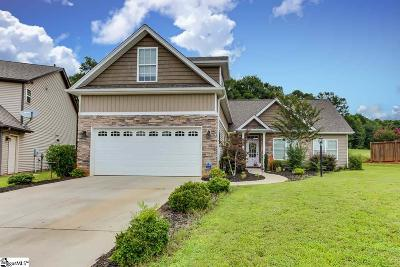Greenville SC Single Family Home For Sale: $195,000