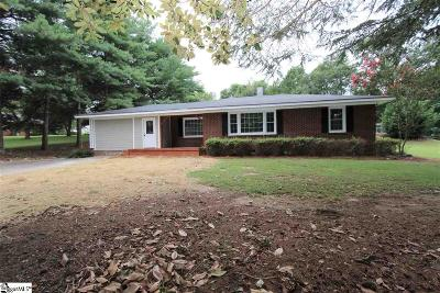 Inman Single Family Home Contingency Contract: 119 Woodland