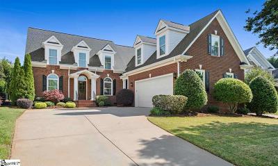 Greer Single Family Home For Sale: 219 Hammett's Glen