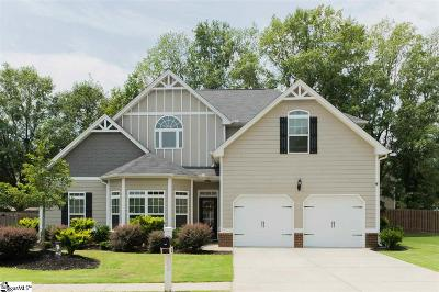 Simpsonville SC Single Family Home For Sale: $294,340