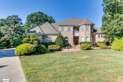 Anderson SC Single Family Home For Sale: $479,900