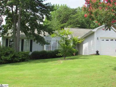Greenville Single Family Home For Sale: 11 Woodtrace