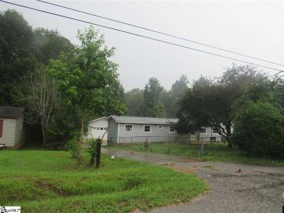 Greenville County Mobile Home For Sale: 214 Willow
