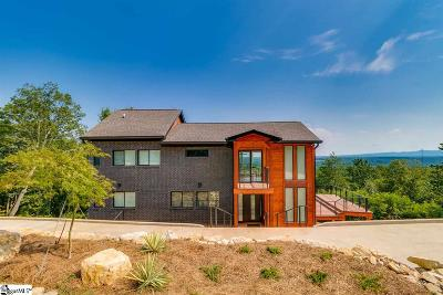 Taylors Single Family Home For Sale: 823 Packs Mountain Ridge