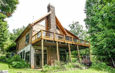 Mountain Rest SC Single Family Home For Sale: $267,000