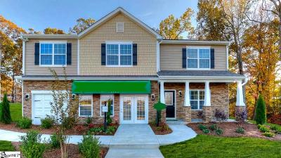 Simpsonville Single Family Home Contingency Contract: 610 Liberty Walk