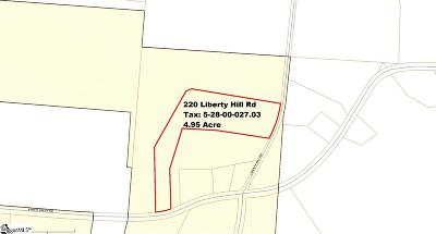 Greer Residential Lots & Land For Sale: 220 Liberty Hill