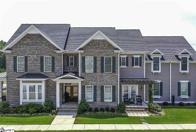 Greer Single Family Home Contingency Contract: 200 Grandmont