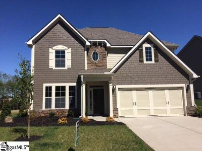 Greenville County Single Family Home Contingency Contract: 20 Belterra