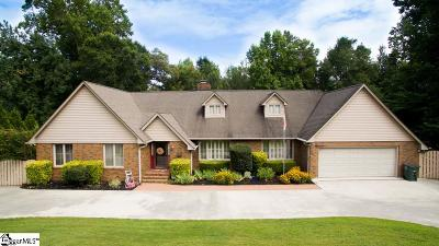 Anderson Single Family Home For Sale: 204 Nottingham