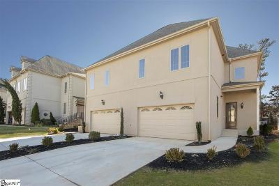 Greer Condo/Townhouse For Sale: 95 Castellan