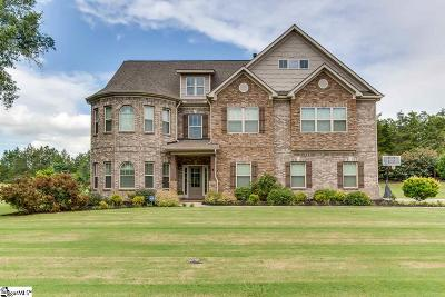 Easley Single Family Home Contingency Contract: 303 Rhetts