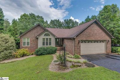 Inman Single Family Home For Sale: 107 Englewood