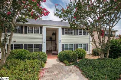 Greenville County Condo/Townhouse For Sale: 925 Cleveland #Unit 152