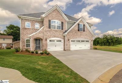 Greer Single Family Home For Sale: 410 Blue Peak