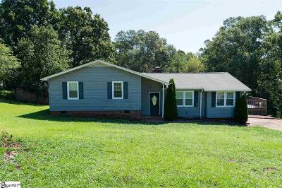 Pelzer Single Family Home Contingency Contract: 318 Country Glen