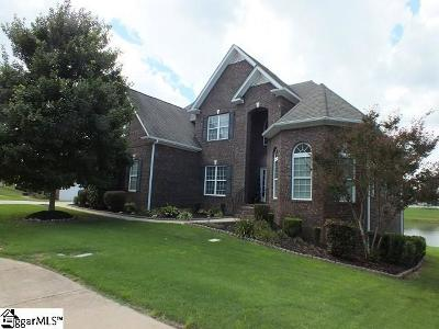 Boiling Springs Single Family Home For Sale: 115 Walkers Bluff