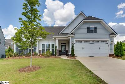 Greer SC Single Family Home Contingency Contract: $264,950