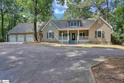 Easley Single Family Home For Sale: 790 Hester Store