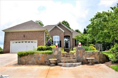 Greer Single Family Home For Sale: 140 Matalin