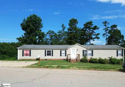 Simpsonville Mobile Home For Sale: 5 Ironwood