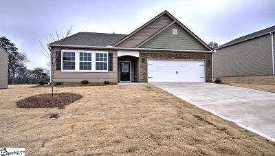 Boiling Springs Single Family Home For Sale: 566 Falls Cottage