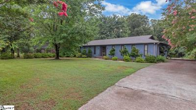Taylors Single Family Home For Sale: 26 Owens