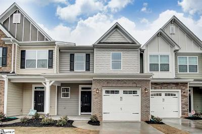 The Village At Adams Mill Condo/Townhouse For Sale: 811 Appleby #lot 115