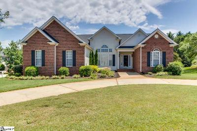 Greer Single Family Home Contingency Contract: 411 Meadow Hill