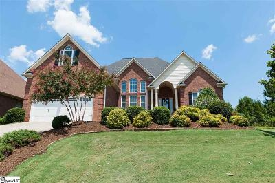 Inman Single Family Home For Sale: 351 S Woodfin Ridge
