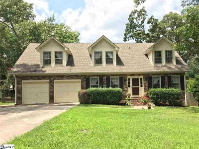 Greer SC Single Family Home For Sale: $269,900
