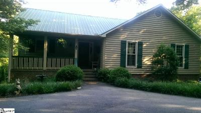 Greenville Single Family Home For Sale: 79 Old McElhaney