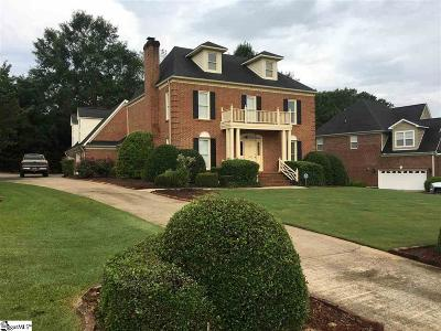 Easley Single Family Home For Sale: 745 Shefwood