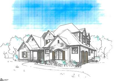 Greenville County Single Family Home Contingency Contract: 116 Roberts