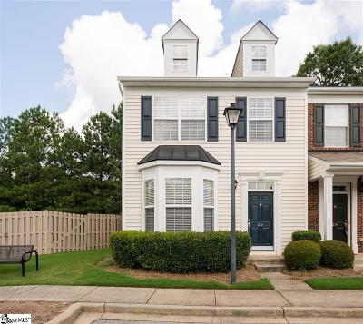 Mauldin Condo/Townhouse Contingency Contract: 216 Bedwin