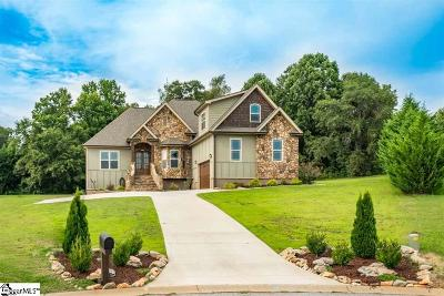 Inman Single Family Home For Sale: 534 Laurel Crest