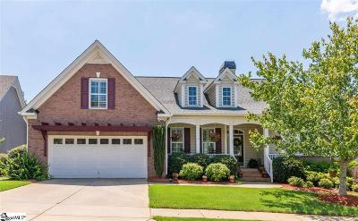 Greer Single Family Home Contingency Contract: 109 Aldgate