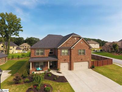 Simpsonville Single Family Home Contingency Contract: 2 Versilia