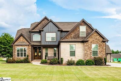 Boiling Springs Single Family Home For Sale: 580 Double Bridge