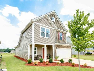 Boiling Springs Single Family Home For Sale: 155 Eventine