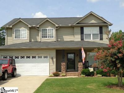 Travelers Rest Single Family Home For Sale: 31 Feversham