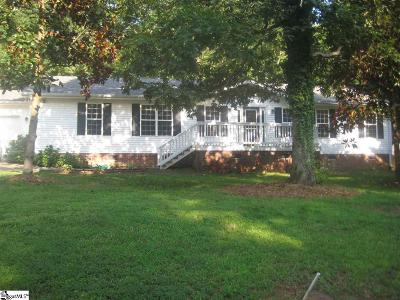 Taylors Single Family Home For Sale: 12 Enoree Heights