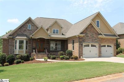 Inman Single Family Home For Sale: 370 S Woodfin Ridge