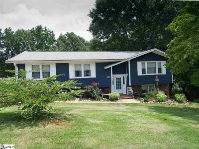 Greenville County Single Family Home For Sale: 308 Plano