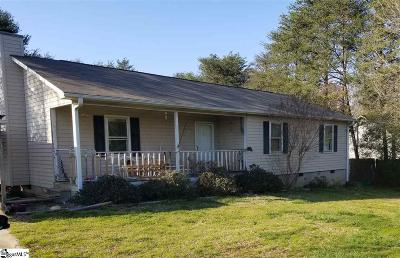 Taylors Single Family Home For Sale: 86 S Bates