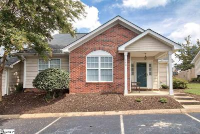 Mauldin Condo/Townhouse Contingency Contract: 140 Brookhill