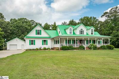 Belton Single Family Home Contingency Contract: 105 Sutherland