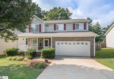 Greenville County Single Family Home For Sale: 15 Tryon