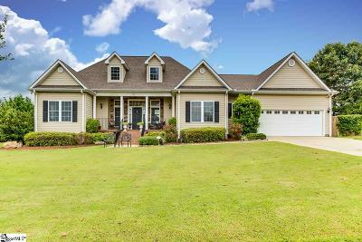 Taylors Single Family Home Contingency Contract: 400 Packs Mountain Ridge
