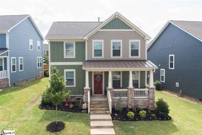 Carilion Single Family Home For Sale: 200 Maitland